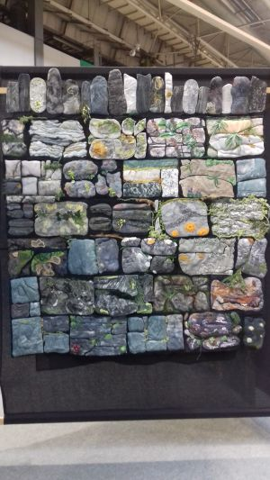 Dry Stone Wall Quilt